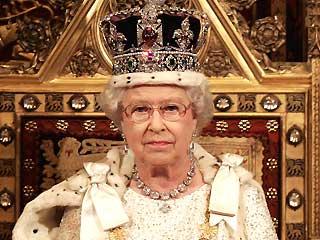 Queen Elizabeth II is not the Australian Queen