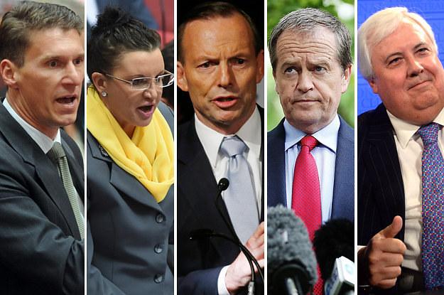 StupidAustralianPoliticians